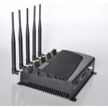 KPD40-J Adjustable GSM/3G/GPS/Wi-Fi/Bluetooth Five Band Jammer main view